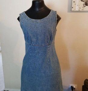 LOOK!! Vintage Bongo Jeans dress